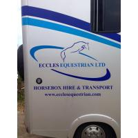 Eccles Equestrian Ltd Horse Transport & Self Drive Hire