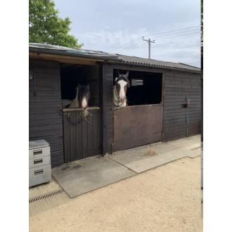 Overnight stabling available